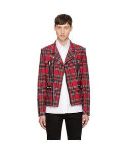 99 IS | 99 Is Tartan Rider Jacket
