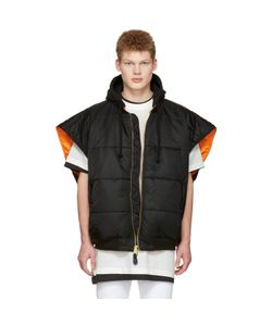 VETEMENTS | Alpha Industries Edition Oversized Sleeveless Bomber