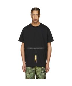 Givenchy | Waist Zip T-Shirt