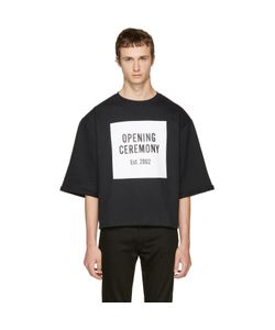 Opening Ceremony | Logo Cut-Off Sweat T-Shirt