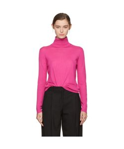 Jil Sander Navy | Wool Turtleneck