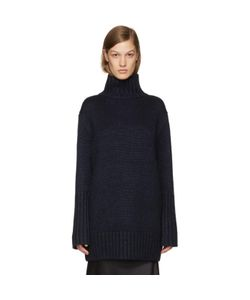 PROTAGONIST | 41 Oversized Knit Turtleneck