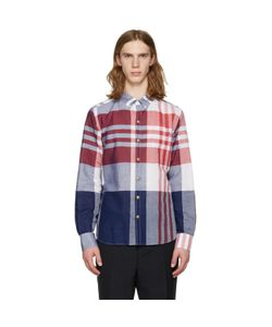 Moncler Gamme Bleu | Check Shirt