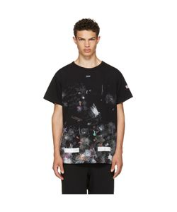 OFF-WHITE | Galaxy Brushed T-Shirt