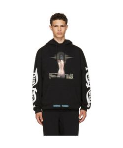 OFF-WHITE | Woman Movie Over Hoodie
