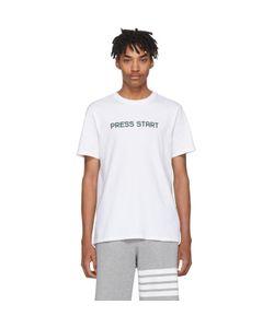 A.P.C. | . Press Start T-Shirt