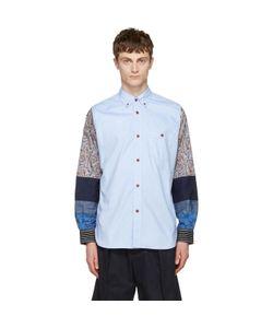 Junya Watanabe   Jacquard Fabric Shirt
