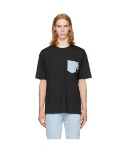 Versus | Denim Pocket T-Shirt
