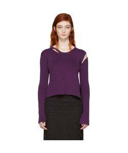 Ann Demeulemeester | Median Pullover