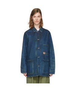 CHIMALA   Denim Work Chore Jacket