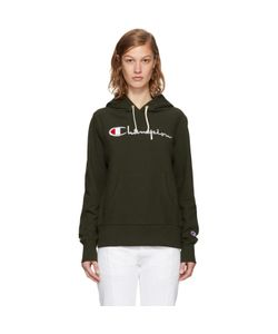CHAMPION REVERSE WEAVE | Classic Logo Hoodie