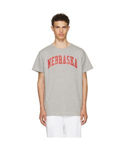 OFF-WHITE | Nebraska T-Shirt