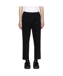 Alexander Wang | Creased Cropped Jeans