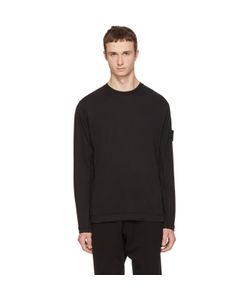 Stone Island | Long Sleeve Logo T-Shirt