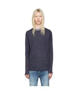NONNATIVE | Linen Clerk Sweater
