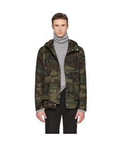 Tiger Of Sweden | Camo Mirto Jacket