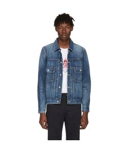 Visvim | Damaged Denim 101 Jacket