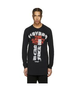 11 BY BORIS BIDJAN SABERI | Print Patch T-Shirt