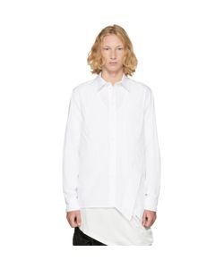 D.Gnak By Kang.D | Folded Side Shirt