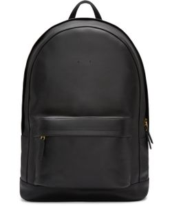 PB | 0110 Leather Ca 6 Backpack