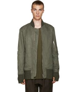 Nude:mm | Nude Mm Bomber Jacket