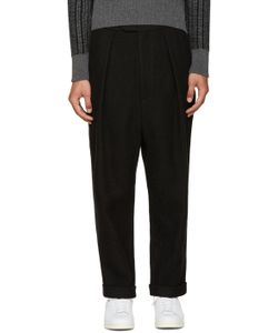 Curieux | Ssense Exclusive Woven Trousers