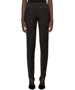PALLAS | Black Wool Esope Trousers