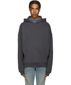 FEAR OF GOD | Black Everyday Hoodie