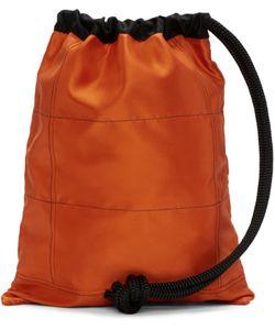 Ribeyron | Orange Oversized Bag