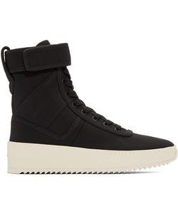 FEAR OF GOD | Military High-Top Sneakers
