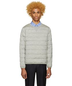 Nanamica | Grey Down Pullover