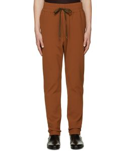 CMMN SWDN | Orange Stray Trousers