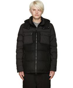 ISAOR | Down Combo Jacket