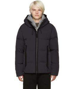 ISAOR | Grey Down Tech Jacket
