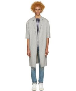 FEAR OF GOD | Wool Overcoat