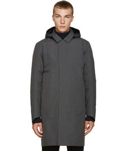 Arcteryx Veilance | Grey Galvanic Is Coat