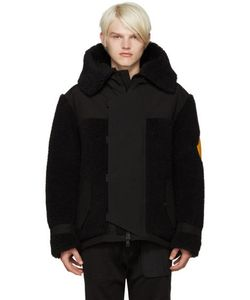 Moncler x Off-White | Black Trebeurden Coat