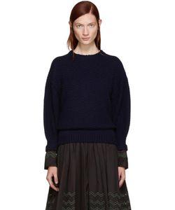 Harikae | Wool Cuffs Sweater