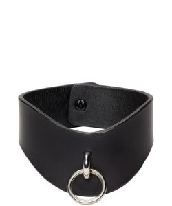 Fleet Ilya | O Ring Curved Collar Necklace