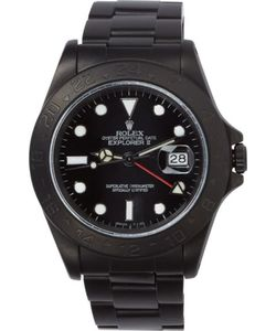 Black Limited Edition | Matte Rolex Explorer Ii Watch