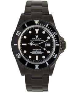 Black Limited Edition | Matte Rolex Sea Dweller Watch