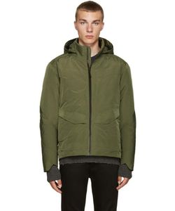 Arcteryx Veilance | Green Down Node Jacket
