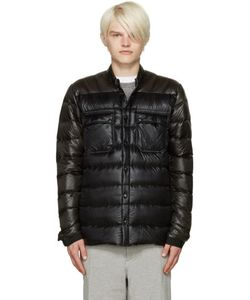 ISAOR | Ssense Exclusive Green And Black Down Jacket
