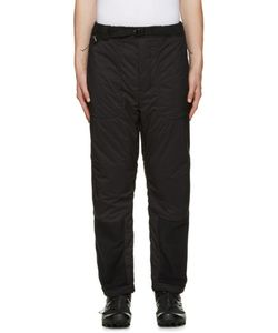 AND WANDER | Twill And Fleece Lounge Pants