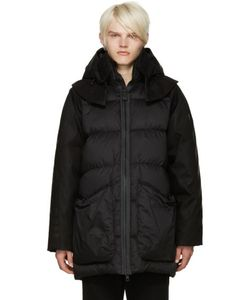 Moncler x Off-White | Black Grainville Jacket
