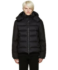 Moncler x Off-White | Black Enclos Jacket