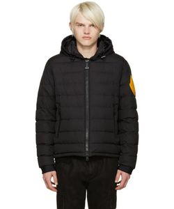 Moncler x Off-White | Black Dinard Jacket
