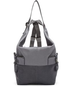 C te and Ciel | Côte And Ciel Grey Medium Ganges Alias Backpack