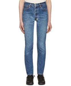 RE-DONE | High-Rise Jeans
