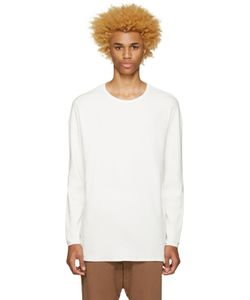 Undecorated Man | Offwaffle Cotton T-Shirt
